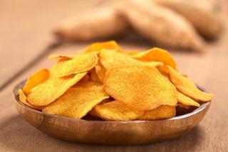 Mandioquinha Chips Assada 100 Gramas