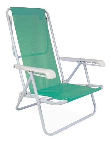 Cadeira Reclinável 8 Posições Sannet Anis 002259 Mor