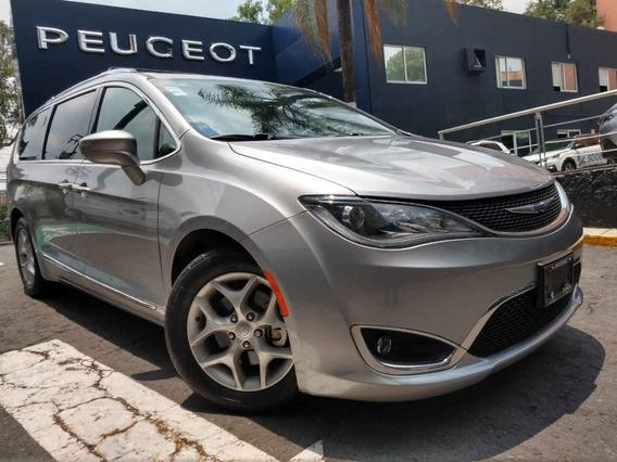 Chrysler Pacifica 2018 5p Limited L6/3.6 Aut