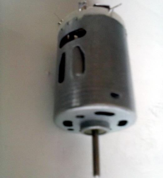 Motor 32v Dc Para Secador De Cabelos Cadence E Outros