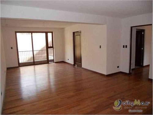 Venta Apartamento En Zona 16 La Montaña - Pma-035-05-13-1