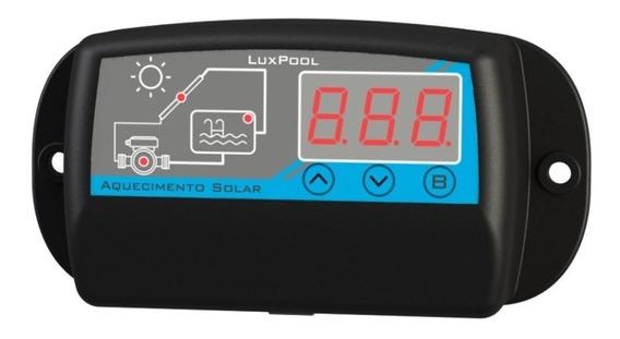 Controlador Temperatura Piscina - Cdt - Aquecimento Solar
