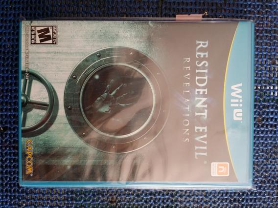 Jogo Nintendo Wii U Resident Evil Revelations