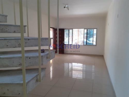 Sobrado Residencial E Comercial, Excelente Localização!!! - Mr75008