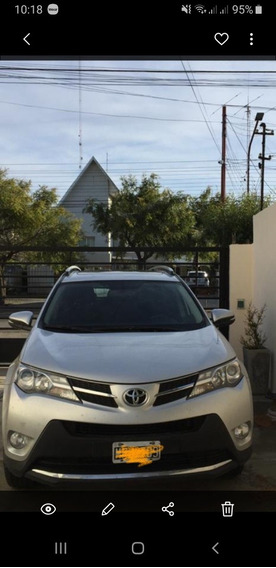 Toyota Rav4 2.0 4x2 Cvt 2013