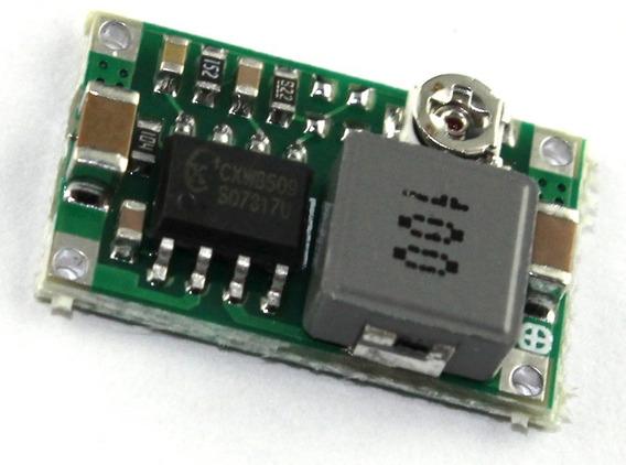 Mini Regulador De Tensão Step Down Buck Dc Dc 360 3a Esp8266
