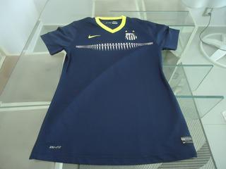 Camisa Do Santos Nike Iii - 2013 / 2014 - ( 645 )