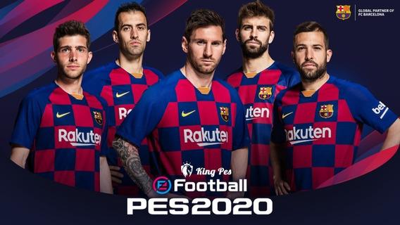 Pro Evolution Soccer 2020 Pc