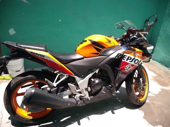 Moto Honda Repsol 250 Cc Año2015