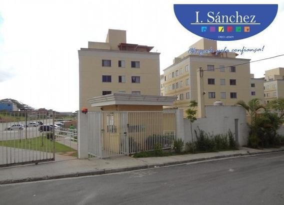 Apartamento Para Venda Em Itaquaquecetuba, Vila Virgínia, 3 Dormitórios, 1 Banheiro, 1 Vaga - 200320a_1-1384856