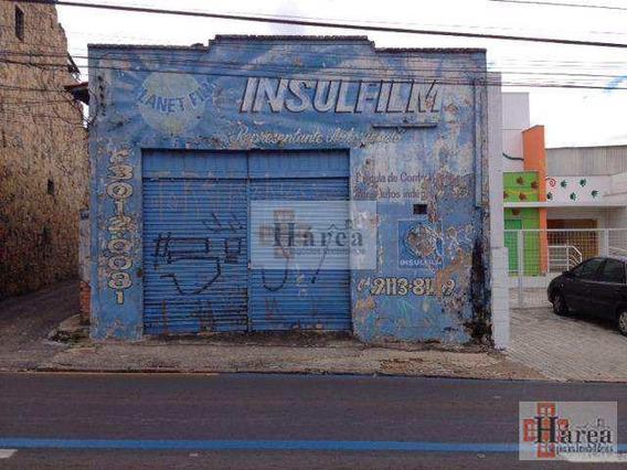 Armazém/barracão Em Sorocaba Bairro Vila Santa Rita - V3205