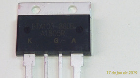 Bta100-800b Triac 100 Amperes Regulador Potencia