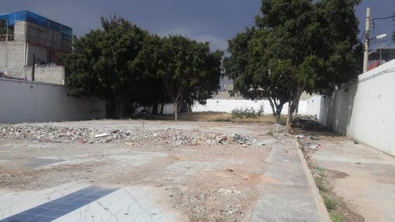 Terreno En Venta En Calzada Ignacio Zaragoza