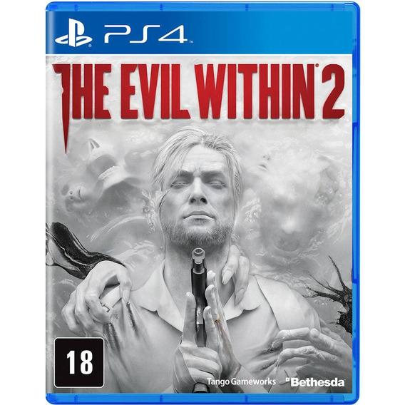 The Evil Within 2 - Ps4 Em Português Midia Fisica