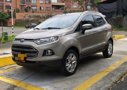 Ford Ecosport Titanium 2.0 Aut 5p