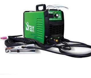 Máquina De Solda Inversora Tig 200a - Profissional - Brax
