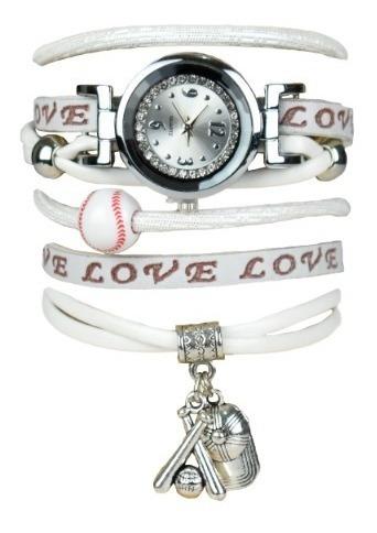 Reloj Beisbol Pelota Dije Bate Y Gorra