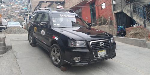 Station Wagon Taxi 2014