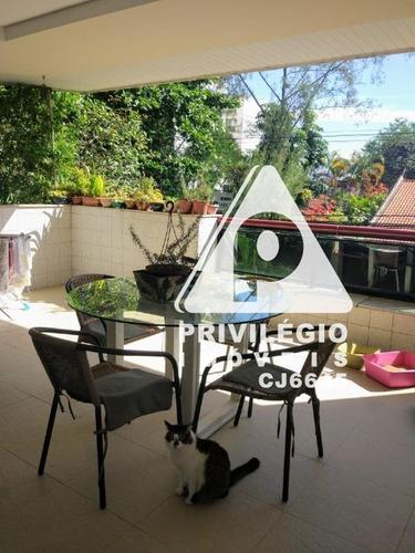Imagem 1 de 21 de Apartamento À Venda, 3 Quartos, 2 Suítes, 2 Vagas, Recreio Dos Bandeirantes - Rio De Janeiro/rj - 29822