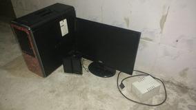 Computador Completo Com Monitor Led