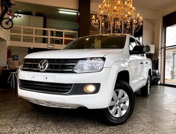 Volkswagen Amarok 180cv 6mt Tdi Doble Cabin Full, Anticipo $