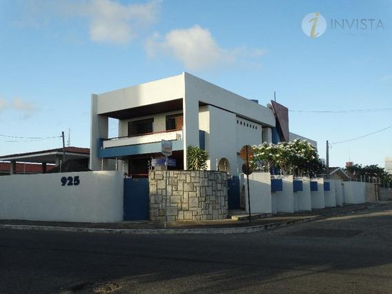 Casa Residencial Para Venda E Locação, Bairro Dos Estados, João Pessoa - Ca1349. - Ca1349