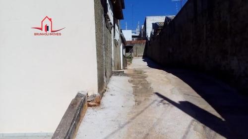 Terreno A Venda No Bairro Centro Em Jundiaí - Sp.  - 534-1