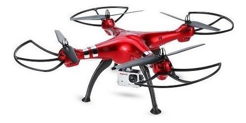 Drone Syma X8hg Câmera 8.0mp Hd Altitude Hold Pronta Entrega