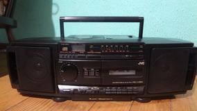 Rádio Gravador / Cd Jvc - Rc X 310