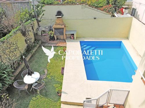 Imagen 1 de 30 de Casa En Venta 4 Ambientes Con Cochera Pileta Parque Banfield