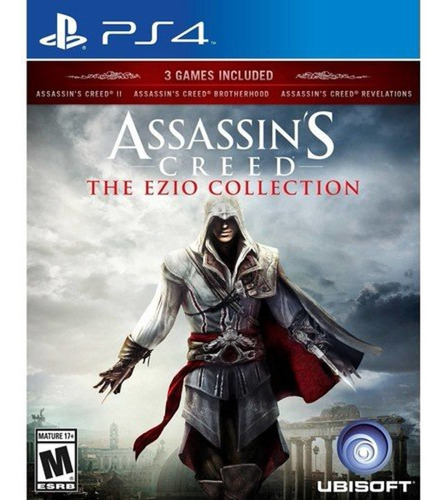 Assassins Creed Ezio Collection - Ps4 Fisico Nuevo & Sellado