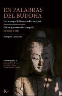 En Palabras Del Buddha - Bhikkhu Bodhi - Nuevo - Original