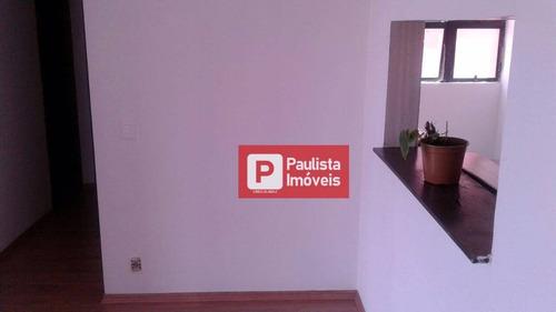 Apartamento Residencial Para Venda E Locação, Vila Do Castelo, São Paulo. - Ap18397