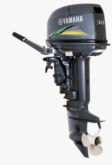 Motor Yamaha 30 Hp Hmhs - 2t Cnpj / Prod Rural A Partir De
