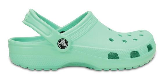 Crocs Classic Adulto New Mint Envios A Todo El Pais