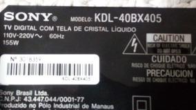 Kit Lampadas Tv Sony Kdl-40bx405 10und