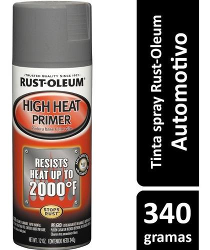 Primer Cinza Fosco Alta Temperatura 1093ºc - Rust Oleum