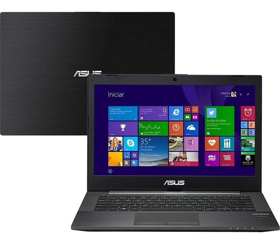 Notebook Asus Pro Core I5 6gb 500gb Hd - Seminovo