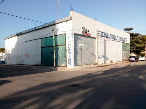 Se Vende Precio De Oportunidad Bodega Industrial , Playa Del Carmen P2464