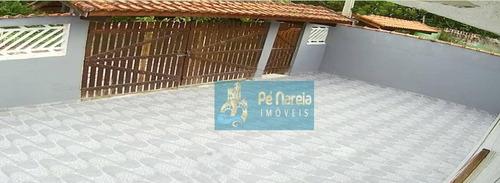 Casa Com 3 Dormitórios À Venda Por R$ 350.000,00 - Bal Mogiano - Bertioga/sp - Ca0058