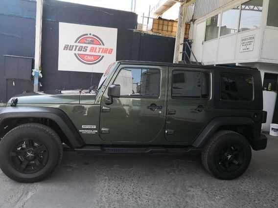 Jeep Wrangler Limited 2009