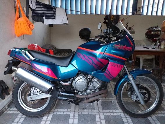 Yamaha Ténéré 750