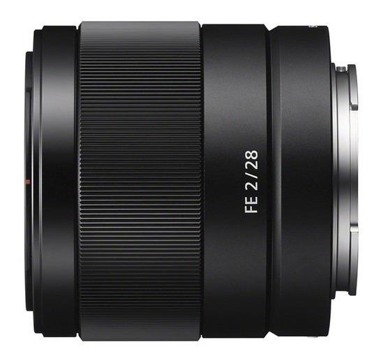 Lente Sony Fe 28mm F/2 - Lacrada Na Caixa Com Nota Fiscal