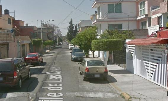 Casa En Col. Valle De Aragon (neza) Remate Bancario $697,333