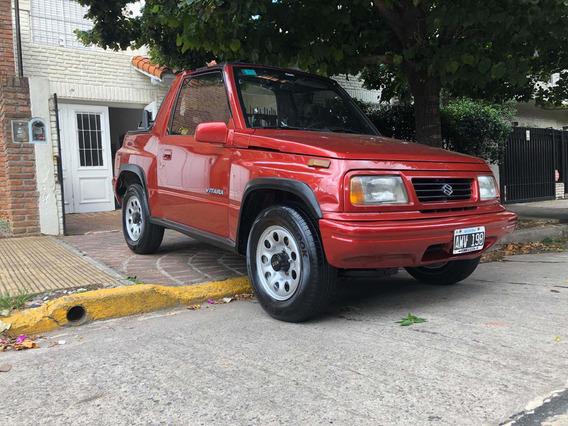 Suzuki Vitara Jlx Techo De Lona