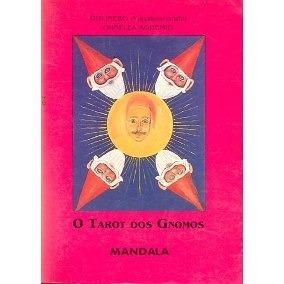 Livro O Tarot Dos Gnomos - Com Cartas Molinero