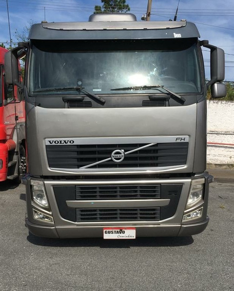 Volvo Fh 440 11/11 Prata I-shift Gustavo-caminhões Cegonha!!