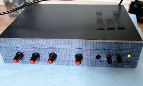 Gradiente Pre Amplificador Ds 40 Spec65 Loudness Progressivo