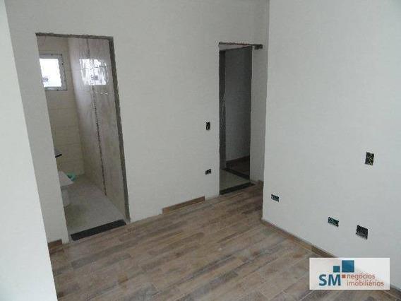 Apartamento Residencial À Venda, Centro, Santo André. - Ap1331