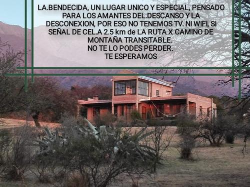 Imagen 1 de 14 de Ecoaldea-traslasierra - Las Chacras-san Javier La Bendecida